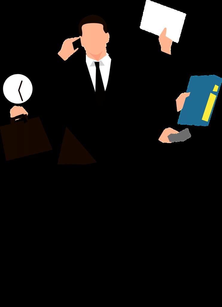 Multitasking bzw. Multi-Fokus ist schädlich für Deine Produktivität und Deine Konzentration