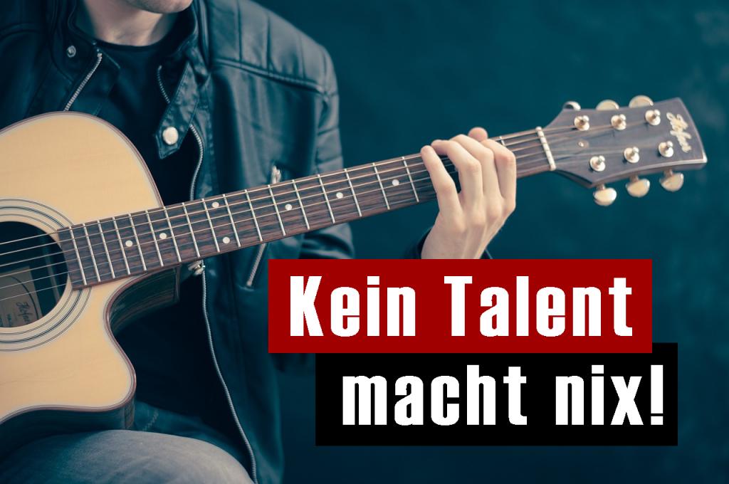 10 Dinge für die Du kein Talent brauchst