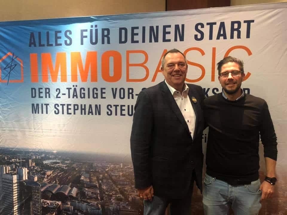 Oliver Fischer und Ich, ImmoBasic 2019 in Köln
